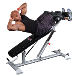 Body Solid ProClub Line Commercial Ab Bench
