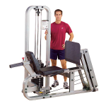 Body Solid ProClub Line Leg Press