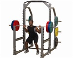 Body Solid Clubline Power Rack