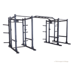 Body Solid ProClub Line Extended Double Power Rack