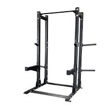 Body Solid Commercial Extended Half Rack