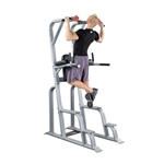 Body Solid ProClub Vertical Knee Raise Chin Dip