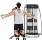 Cybex Eagle Kneeling Lateral Raise 11160