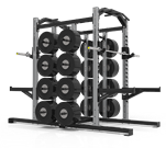 FreeMotion Double Half Rack
