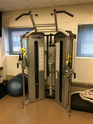 Cybex Bravo Dual Stack Functional Trainer