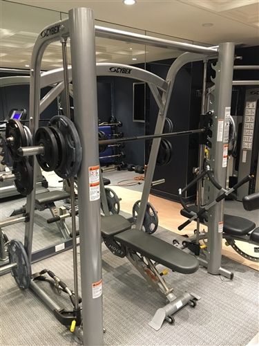 Cybex Smith Machine New Style Gymstore Com