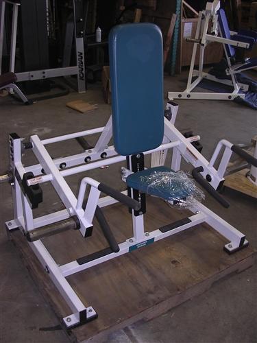 Hammer Strength Seated Standing Shrug Gymstore Com