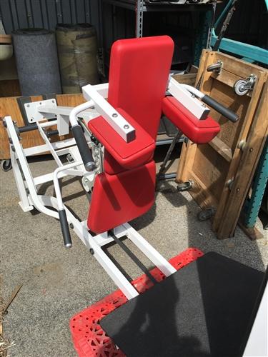 Hammer Strength Mts V Squat Gymstore Com