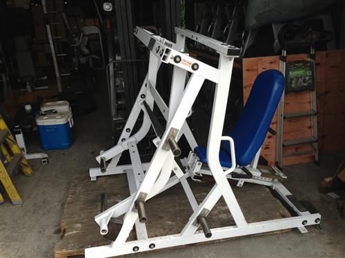 Hammer Strength Unilateral Leg Press Gymstore Com