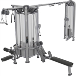Life Fitness MJ5 Signature 5 Stack Jungle Gym