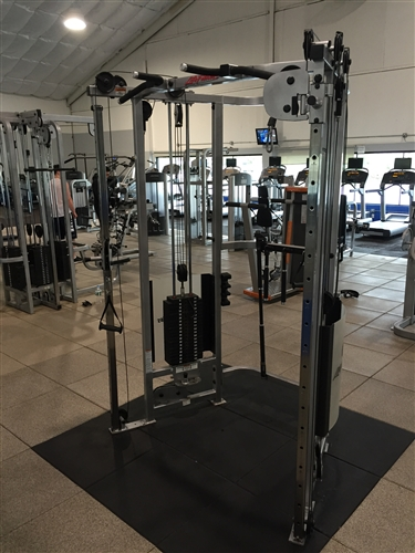 Life Fitness Sm 22 Dual Stack Functional Trainer