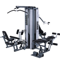 Precor 3 45 Three Stack Multi Gym Gymstore Com