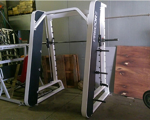 Precor Smith Machine Gymstore Com