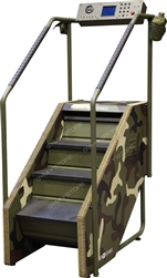 GS Customs Armed Forces Tribute Stepmill
