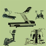 Hotel Gym Fitness - Silver Package