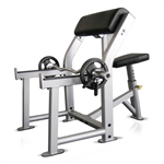Inflight Fitness Preacher Curl Bench