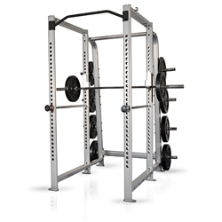 inflight fitness intimidator power rack power cage 8 foot