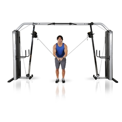 Inflight Fitness Adjustable Cable CrossOver