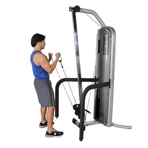 Inflight Fitness Adjustable Cable Column Gymstore Com