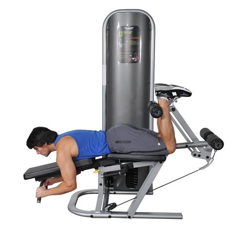 Inflight Fitness Prone Leg Extension Leg Curl Combo Gymstore Com