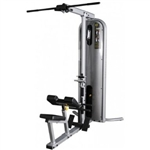 Inflight Fitness Lat Pulldown Row Arm Curl Combo