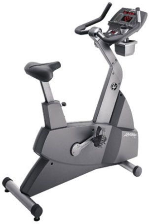 Life Fitness Lifecycle 95ci Upright Bike Gymstore Com