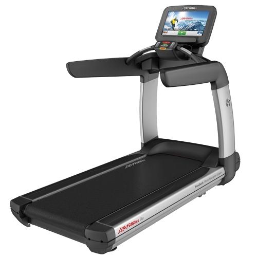 Life Fitness Treadmill Units: Life Fitness 95T Discover SE Treadmill