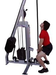 Marpo Kinetics V250 Viper Rope Trainer
