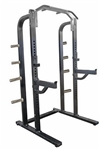 Muscle-D Compact Half Rack