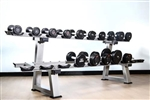 Muscle-D Double Dumbbell Rack
