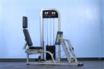 Muscle-D Seated Leg Press Calf Press Combo