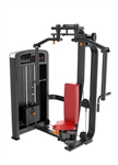 Muscle-D Elite Pec Deck Rear Delt Combo Machine