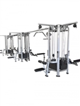 Muscle-D 12 Stack Jungle Gym