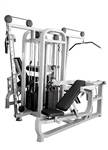 Muscle-D 4 Stack Compact Multi Gym