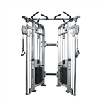Muscle-D Dual Adjustable Pulley Functional Trainer