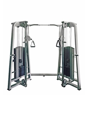 Muscle-D Dual Stack Cable Crossover Quad Functional Trainer