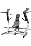 Muscle-D Power Iso-Lateral Wide Chest Press