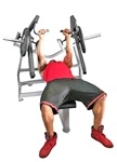 Muscle-D Power Leverage Bench Press