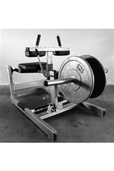 Muscle-D Power Leverage Seated Calf Machine
