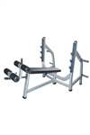 Muscle-D Olympic Decline Bench