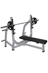 Muscle-D Olympic Flat Bench