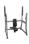 Muscle-D Olympic Military Bench