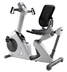 PhysioCycle XT-Recumbent Bike with UBE