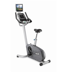 Precor C846i-U Upright Bike Experience Series