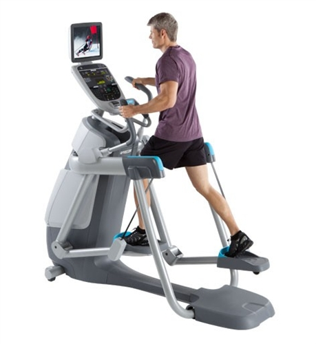Precor Amt 835 Adaptive Motion Trainer With Open Stride