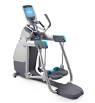 Precor AMT 885 Adaptive Motion Trainer Open Stride w/P80 Console