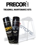 Precor Treadmill (w/ Waxless Running Belt System) Maintenance Kit