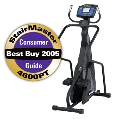 Stairmaster 4600 Pt Freeclimber Stepper Lcd Display