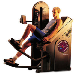 Stairmaster Crossrobics 1650 LE Horizontal Stepper