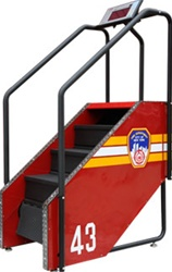 Stairmaster Stepmill Gauntlet with Fire Department Package
